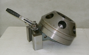 Tail Stock Indexer, 5 inch